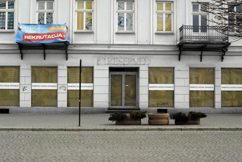 Kiedyś Staropolska Rynek 28 Nowy Sącz Twój Sącz twojsacz.pl 2014 Miczek