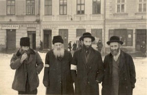 Getto w Nowym Sączu 1942 r. Materiały przekazane przez Jakuba Mullera Centrum Yad Vashem w Jerozolimie