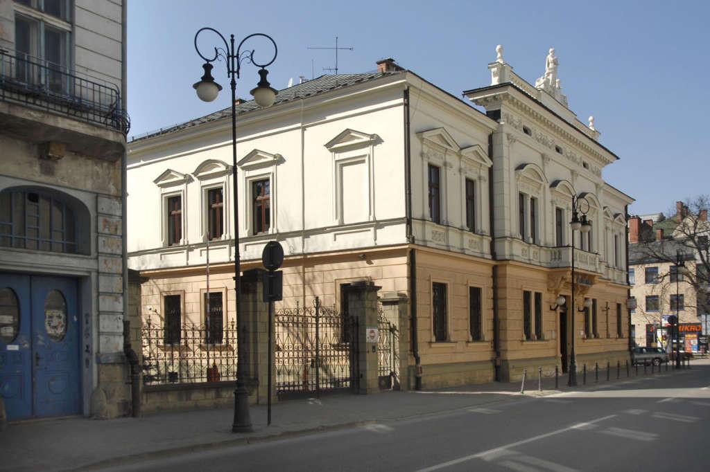 Jagiellońska 26 Nowy Sącz marzec 2014