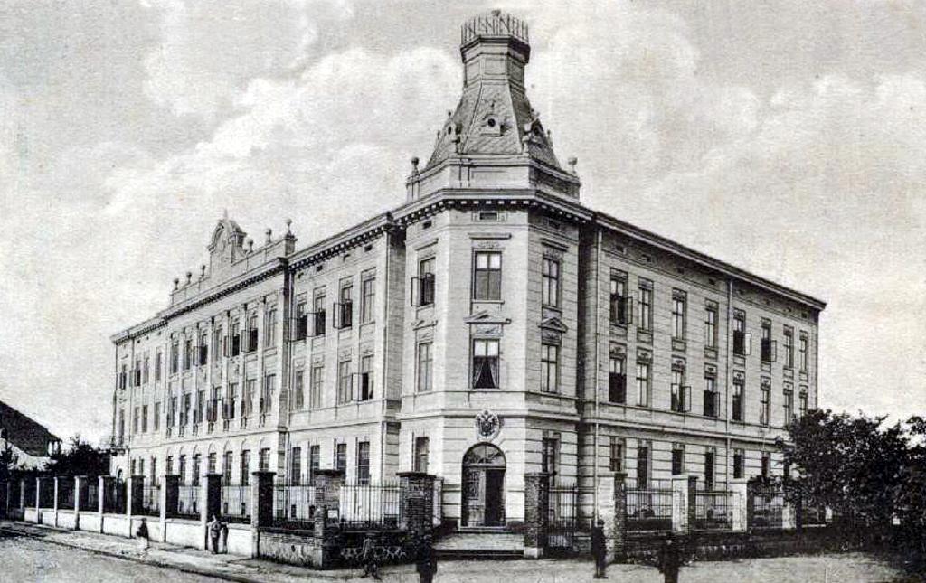 cesarska narada Nowy Sącz 1915