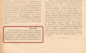 """Dwutygodnik """"Mieszczanin"""" 1-15 maja 1904 roku"""