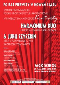 kontrasty_harmonium_szyszkin_plakat