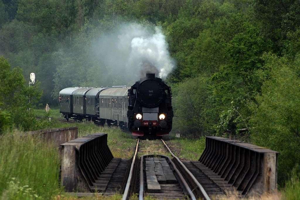 rusza rezerwacja biletów na przejazdy pociągów retro
