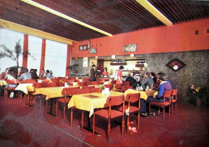 restauracja Panorama Nowy Sącz wnętrze