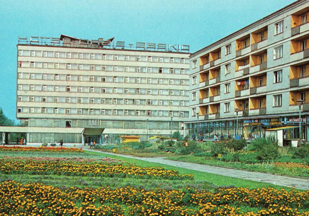 Nowy Sącz Hotel Orbis Beskid