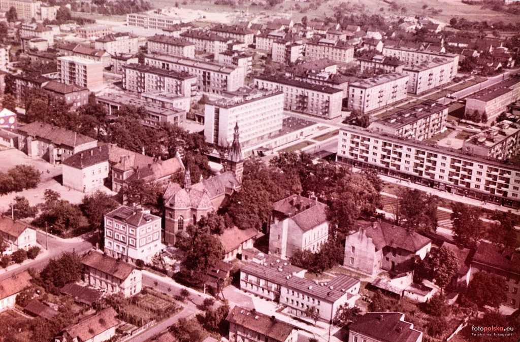 osiedle Przydworcowe w Nowym Sączu