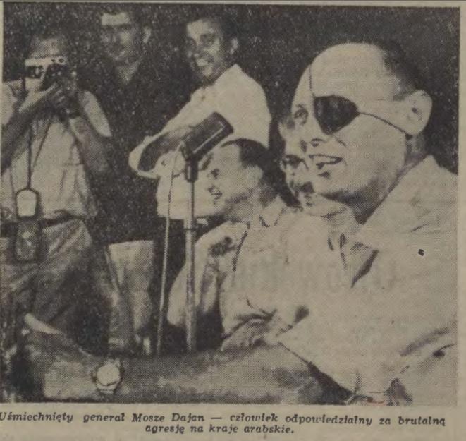 Dziennik Polski - 29 marca 1968 roku.