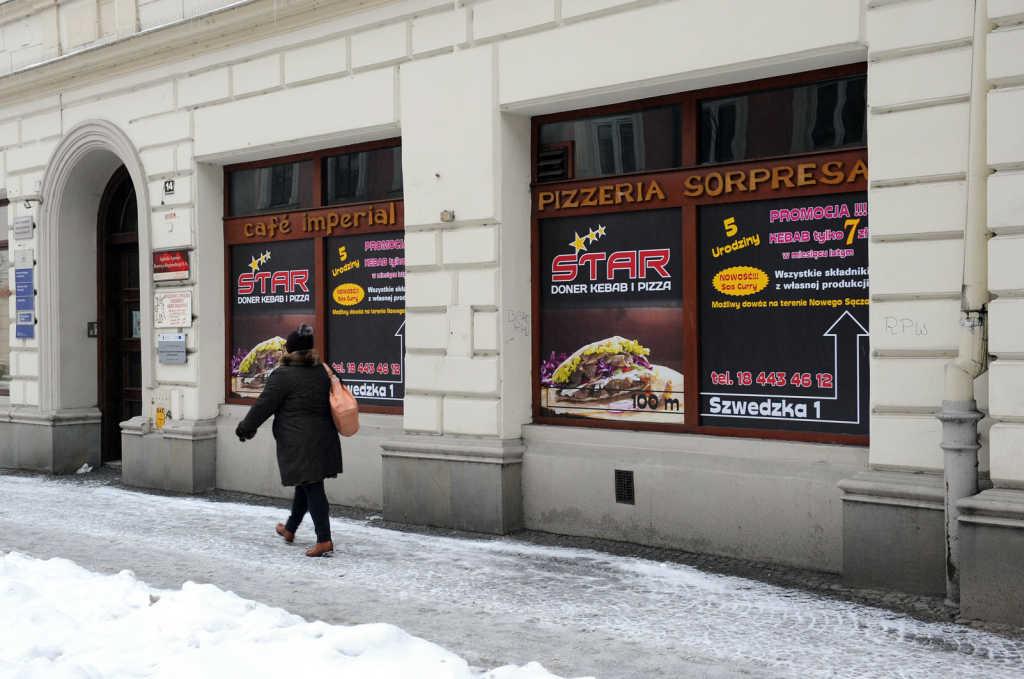 restauracje w Sączu