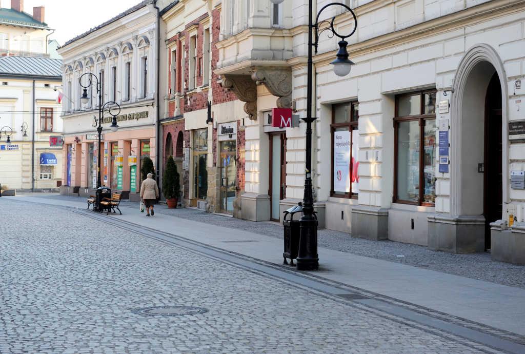 Nowy Sącz ul. Jagiellońska