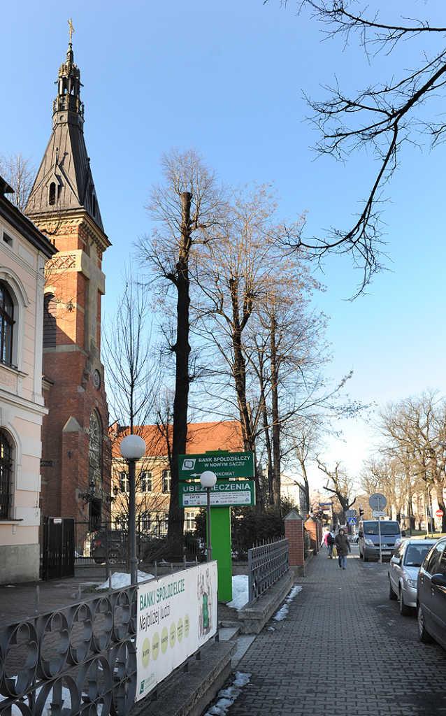 kościół kolejowy