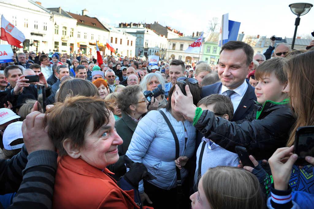 12_04_15 Andrzej Duda Nowy Sącz
