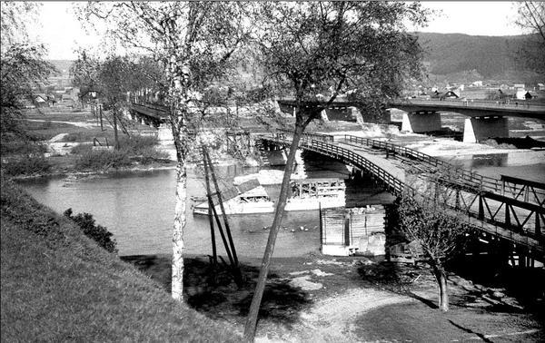 most na Dunajcu