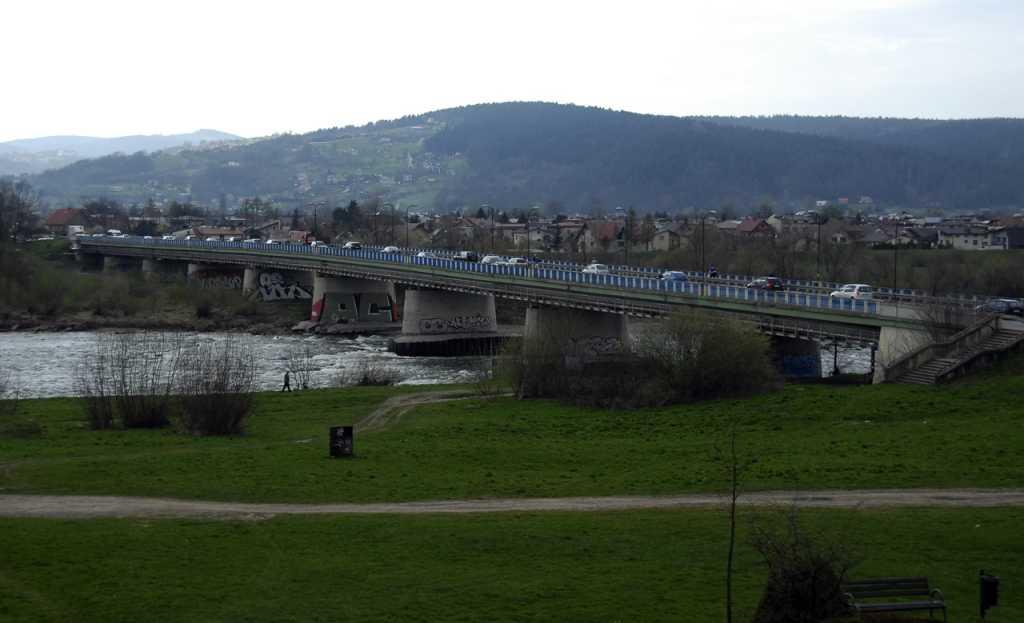 ogłoszono przetarg na projekt nowego mostu na Dunajcu