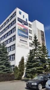 komornik w Wyższej Szkole Biznesu