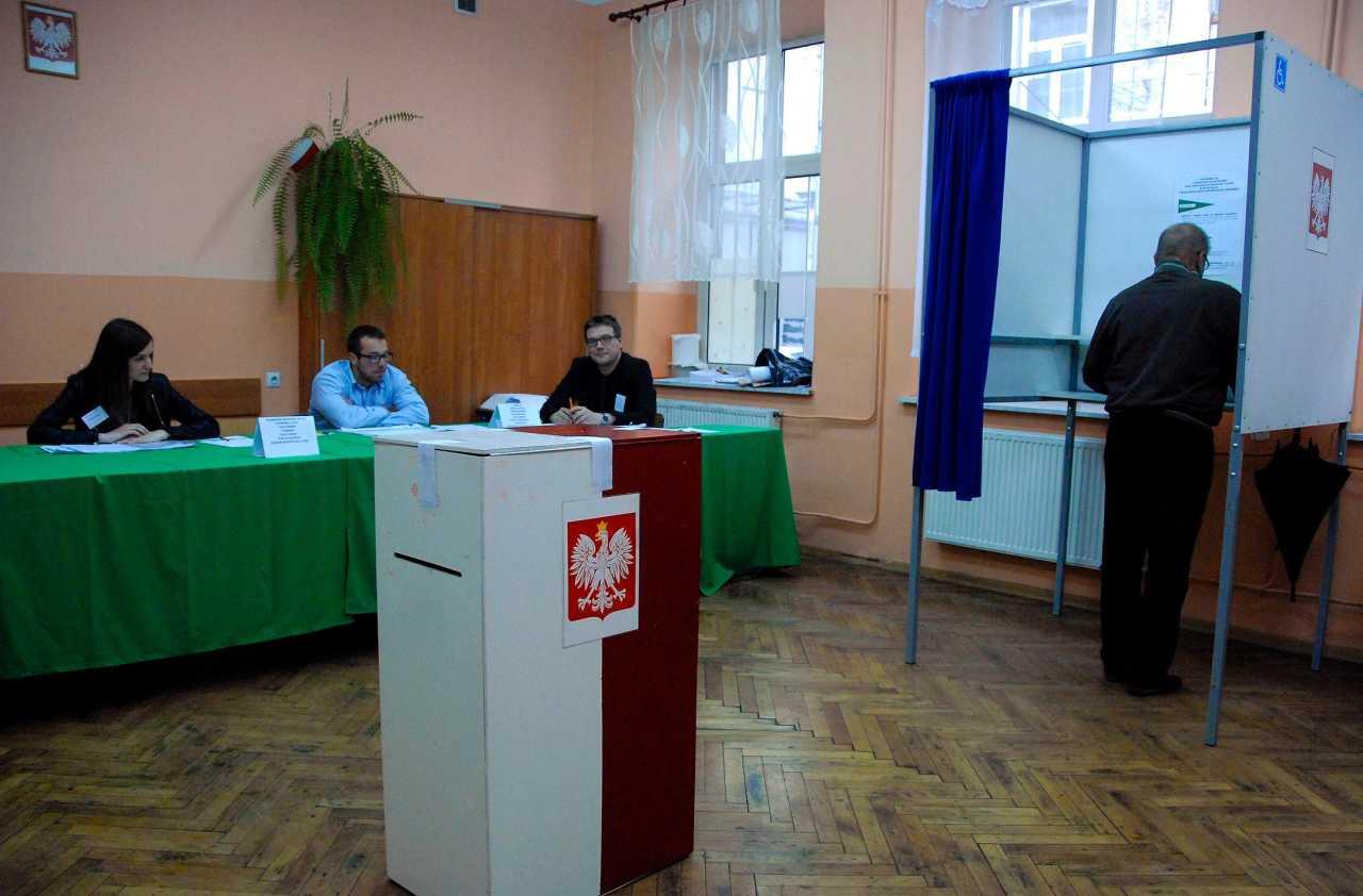 wybory prezydenckie w Nowym Sączu zwycięża Andrzej Duda