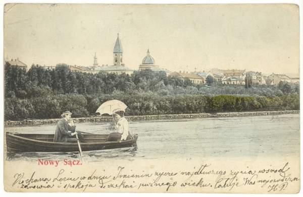 Nowy Sącz nad Dunajcem