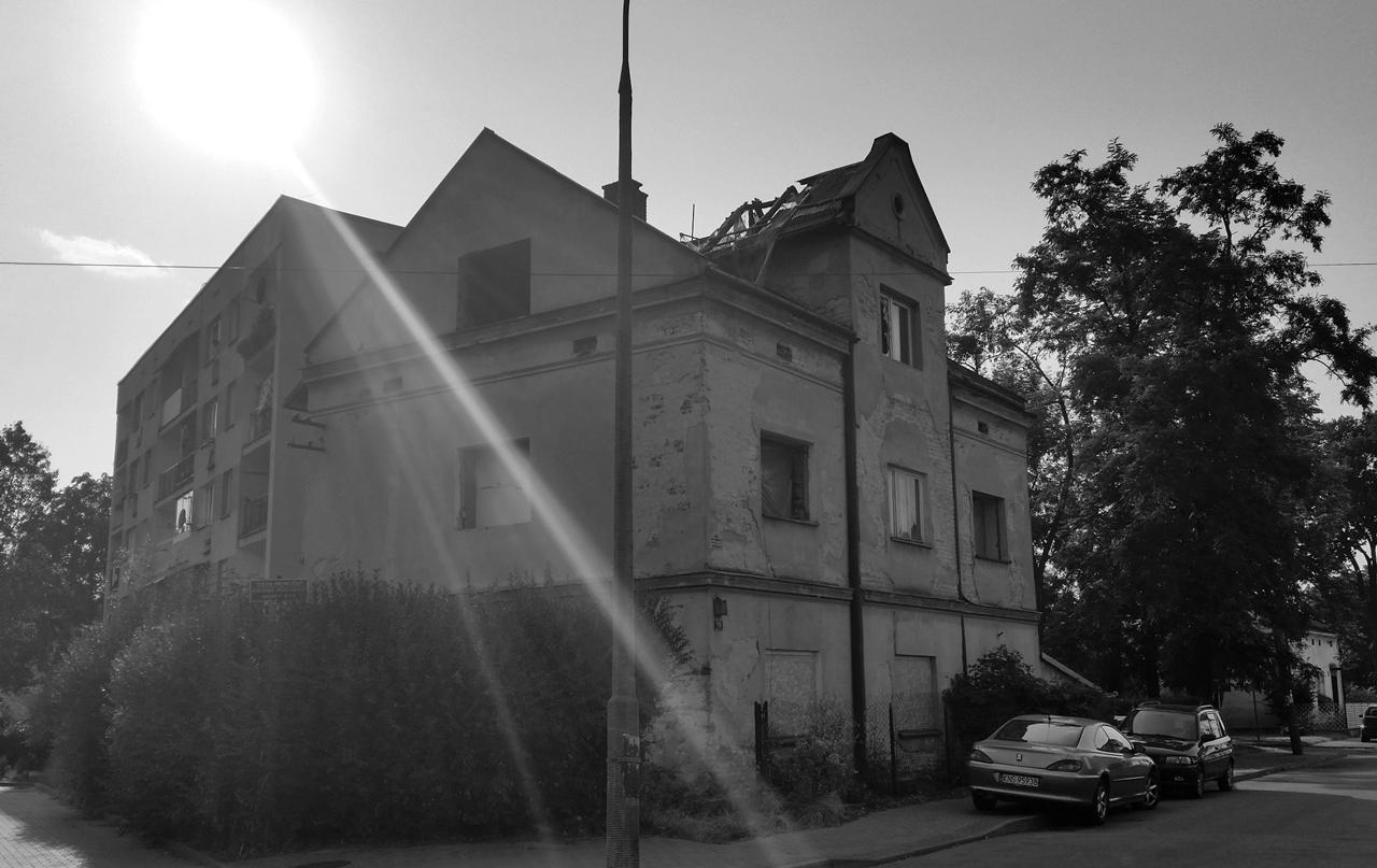 Nowy Sącz ul. Kraszewskiego 15