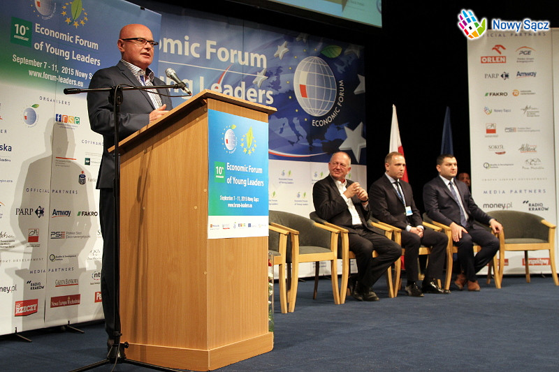 X Forum Ekonomiczne Młodych Liderów