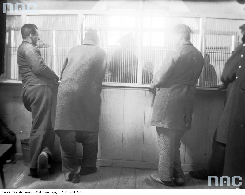 PIC_1-B-691-16 złodzieje międzywojennego Nowego Sącza