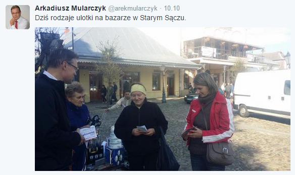 Arkadiusz Mularczyk tweet