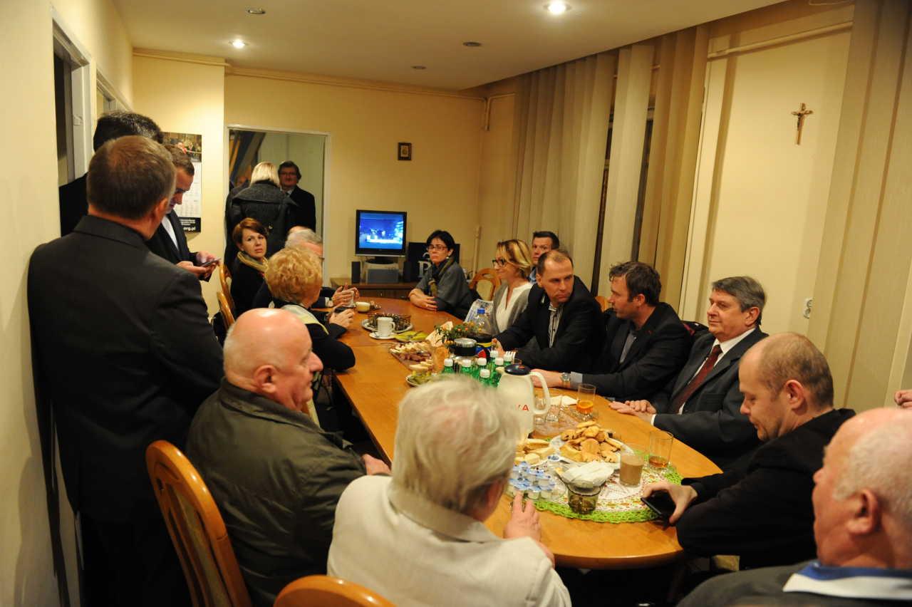wybory parlamentarne Nowy Sącz siedziba PiS