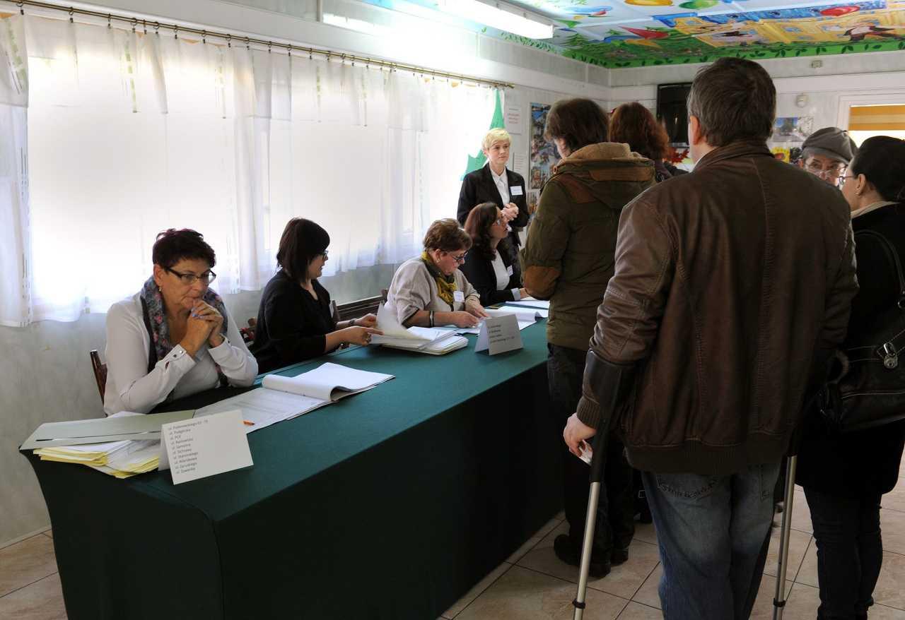 wybory parlamentarne Nowy Sącz 2015