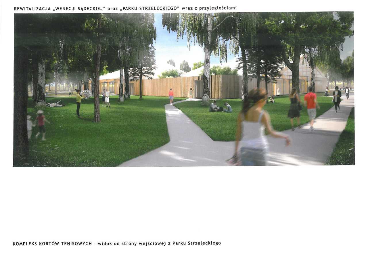 rewitalizacja Parku Strzeleckiego