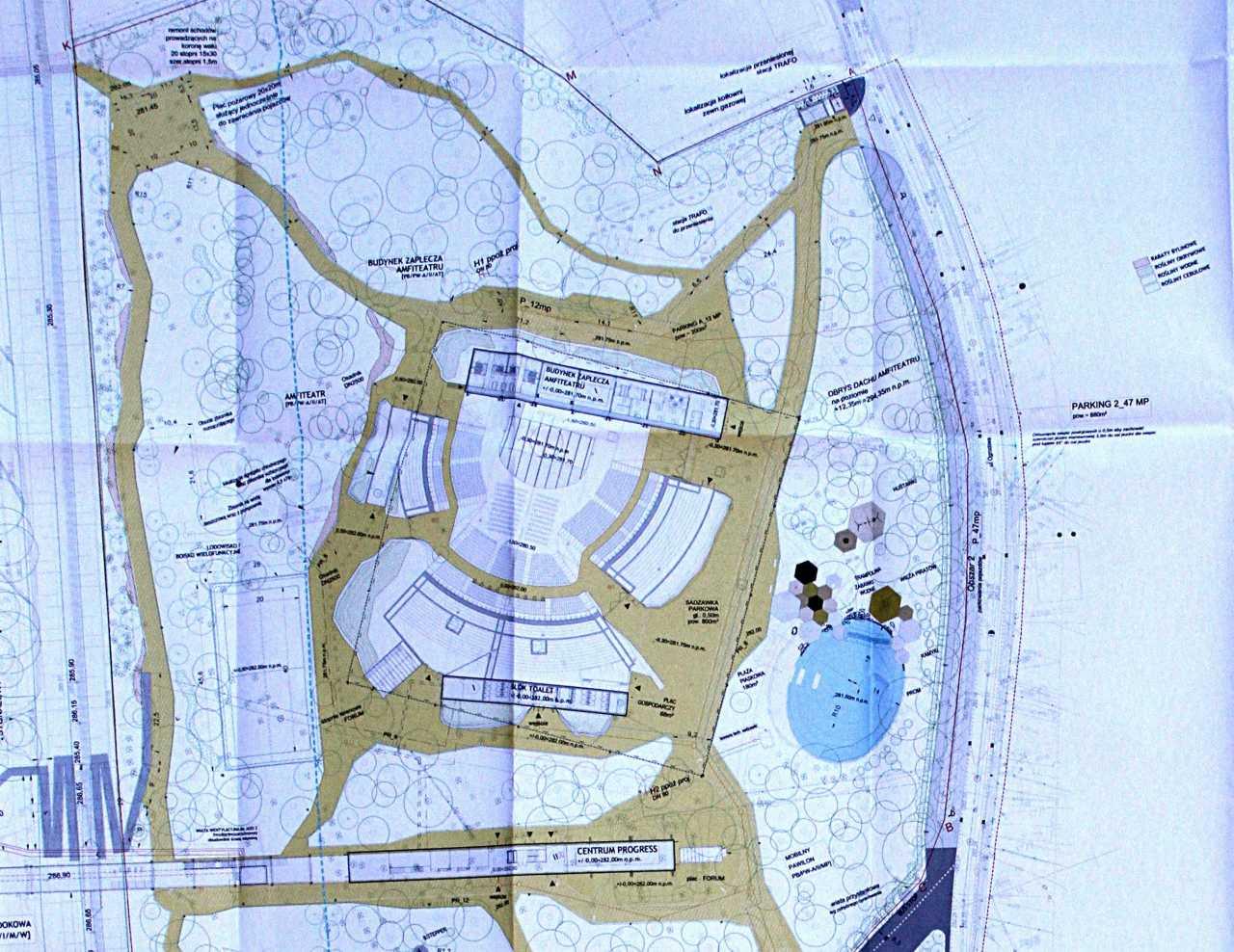 Nowy Sącz rewitalizacja Parku Strzeleckiego