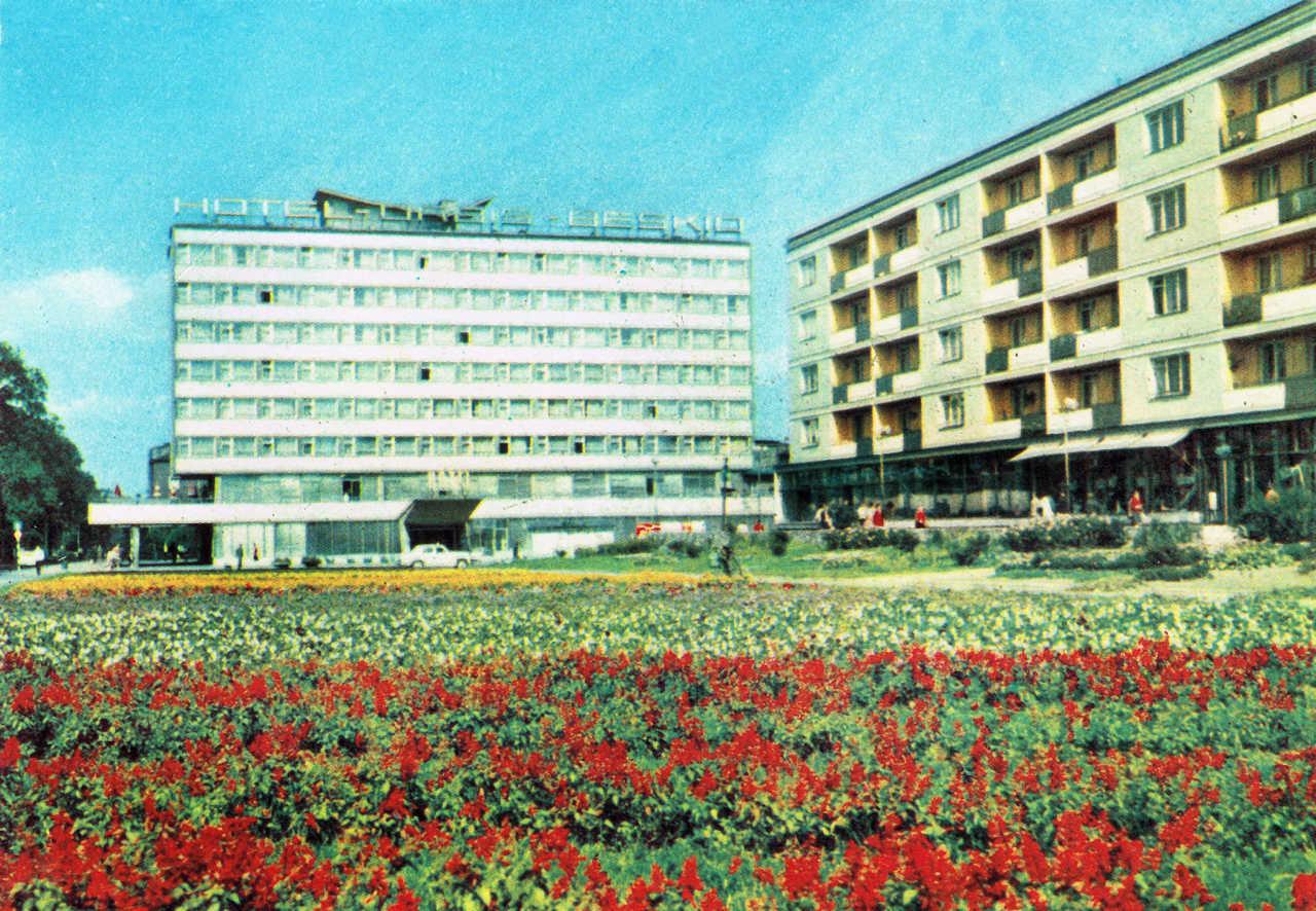 Orbis Beskid Nowy Sącz lata 70.