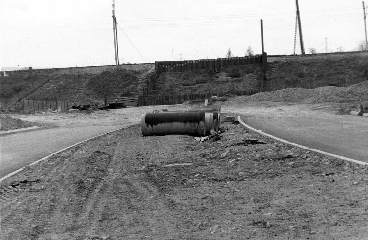 budowa przejazdu pod torami na al. Piłsudskiego w Nowym Sączu
