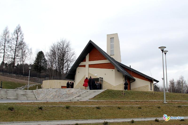 kaplica na cmentarzu w Rdziostowie