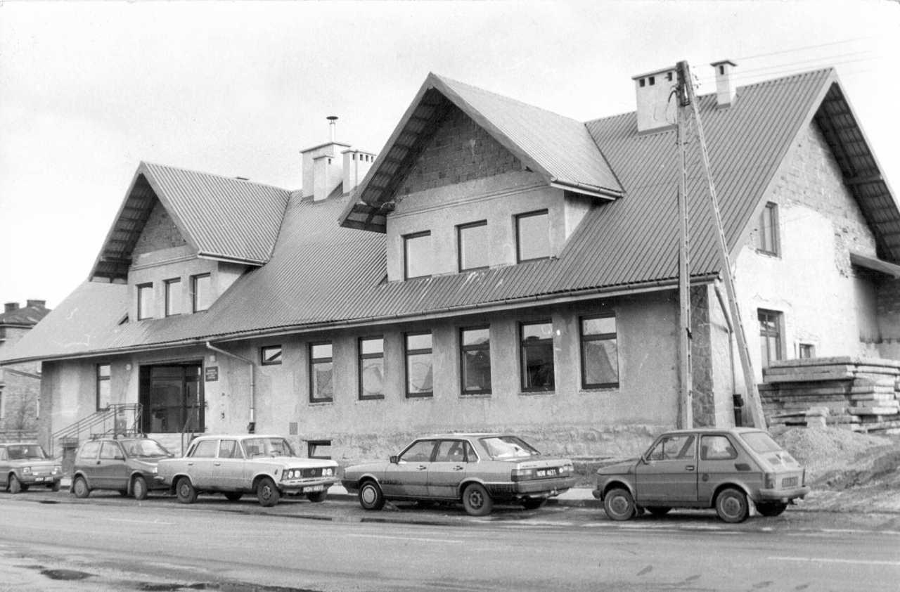 Państwowa Szkoła Muzyczna w Nowym Sączu lata 90.