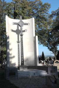 Krzyż Powstańczy Nowy Sącz
