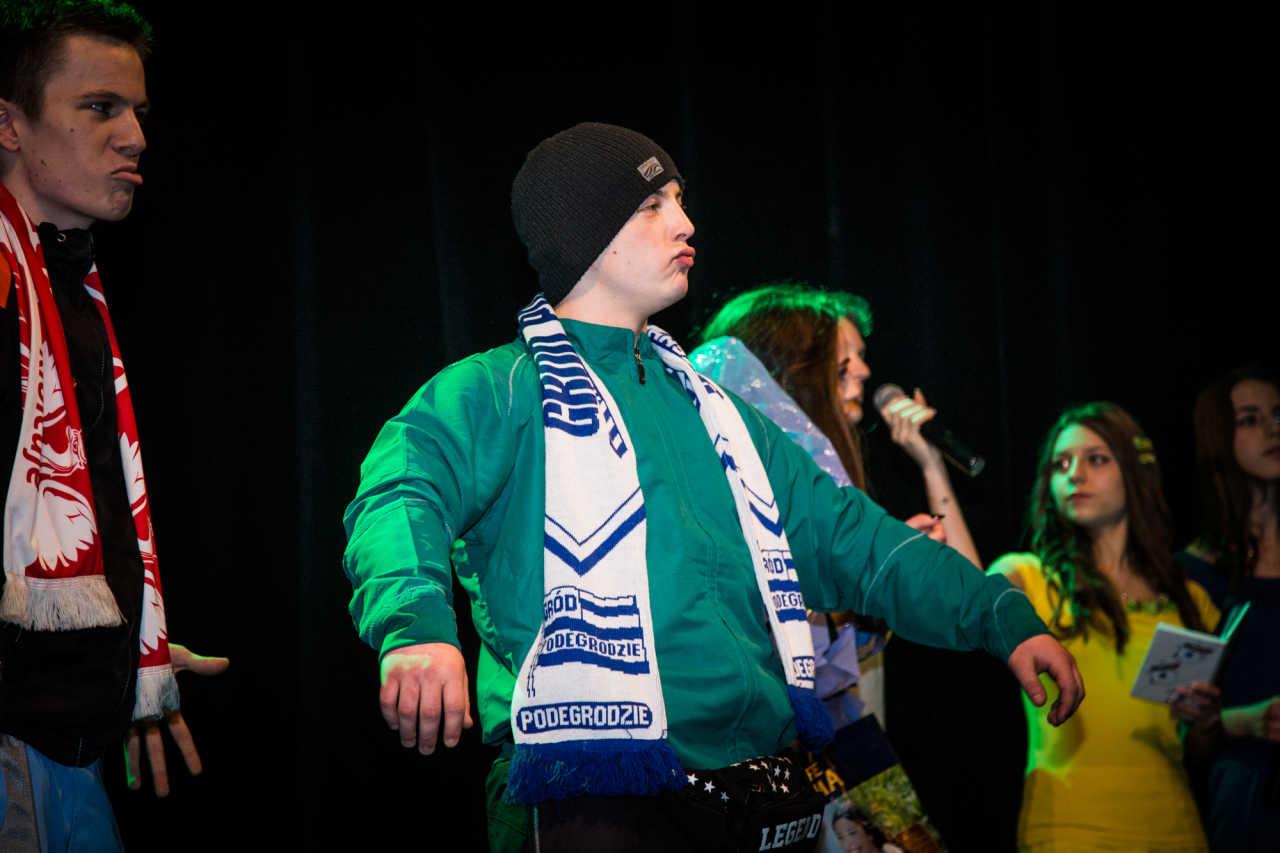 Festiwal Młodych Talentów występ