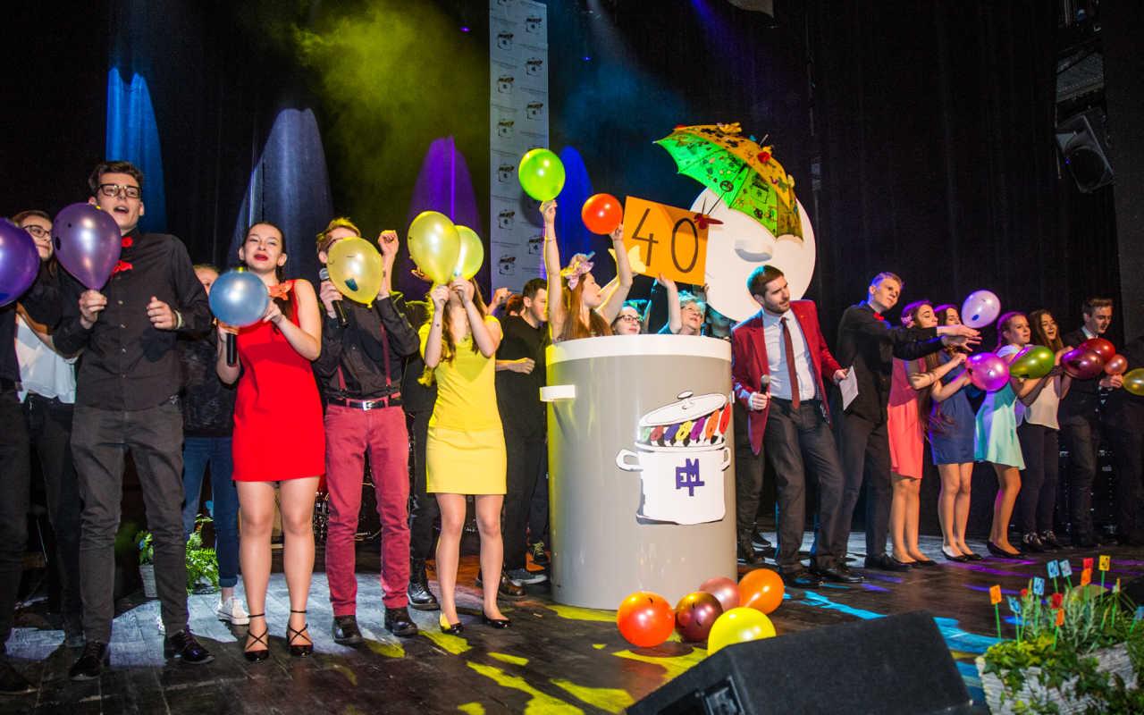 Festiwal Młodych Talentów Nowy Sącz otwarcie