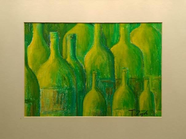 malarstwo abstrakcyjne T. Zych