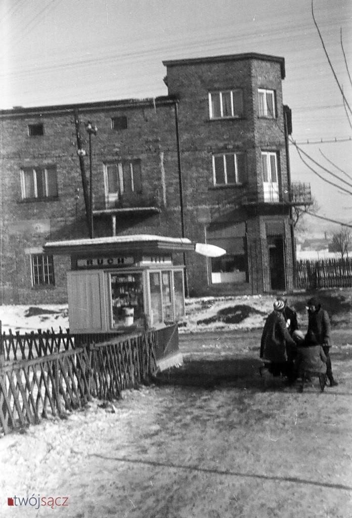 kioski Ruchu Nowy Sącz Nawojowska Kolejowa