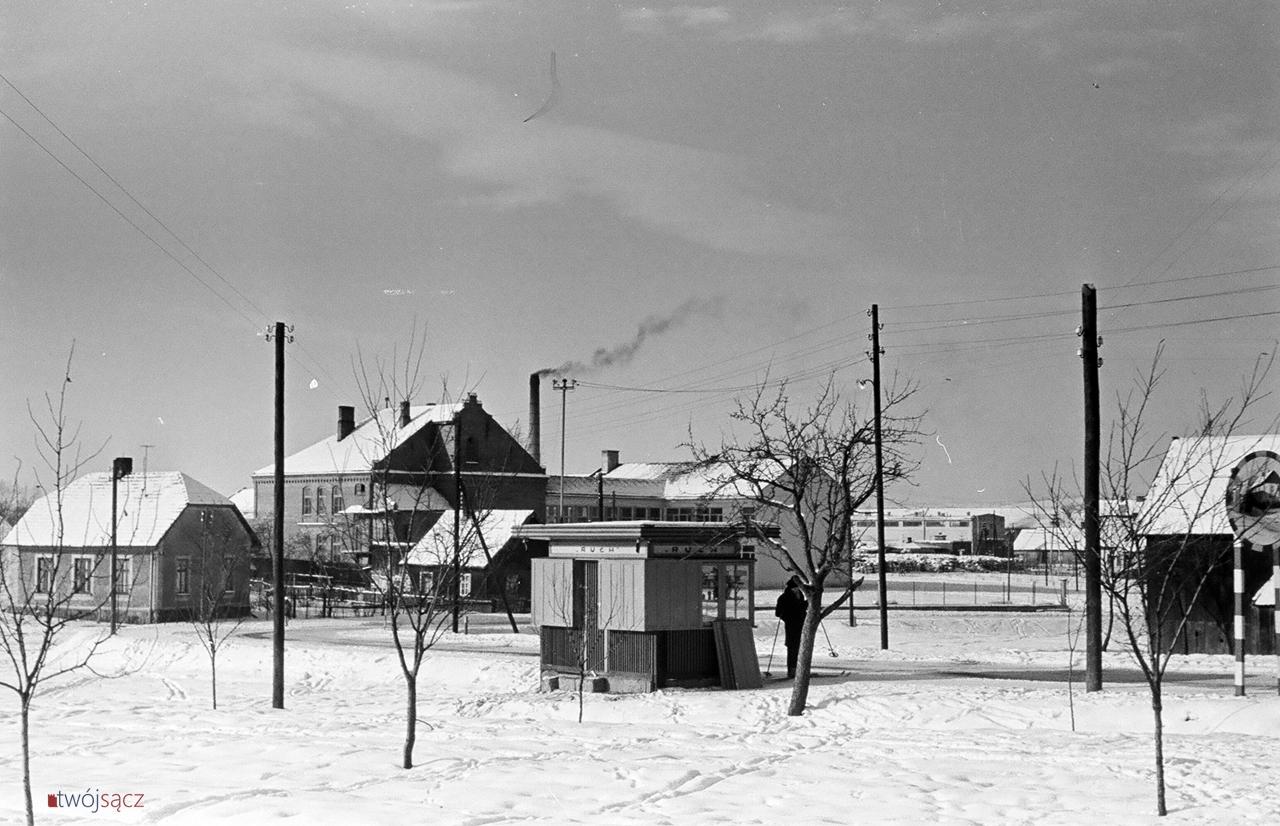 Piramowicza Nowy Sącz lata 60