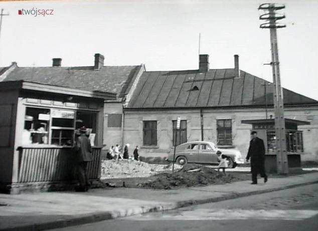 kioski Ruchu Nowy Sącz Sobieskiego Wałowa
