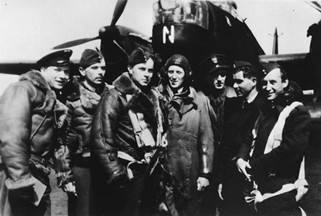 Henryk Jankiewicz RAF