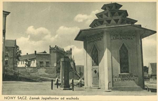 Nowy Sącz Sierpień 1939