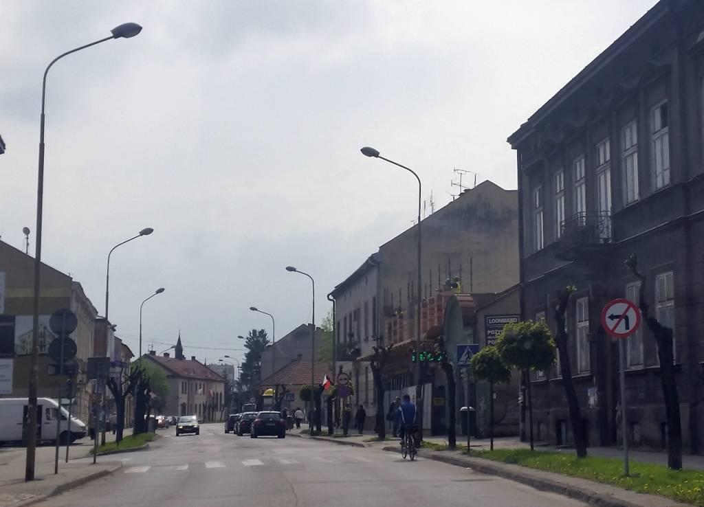 Miejski Zarząd Dróg Nowy Sącz