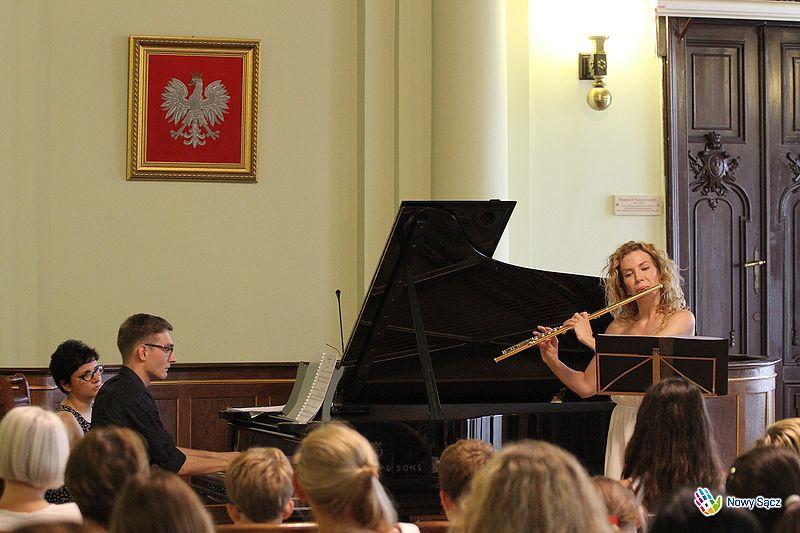 """Festiwal """"Wakacje z Muzyką"""" Nowy Sącz"""