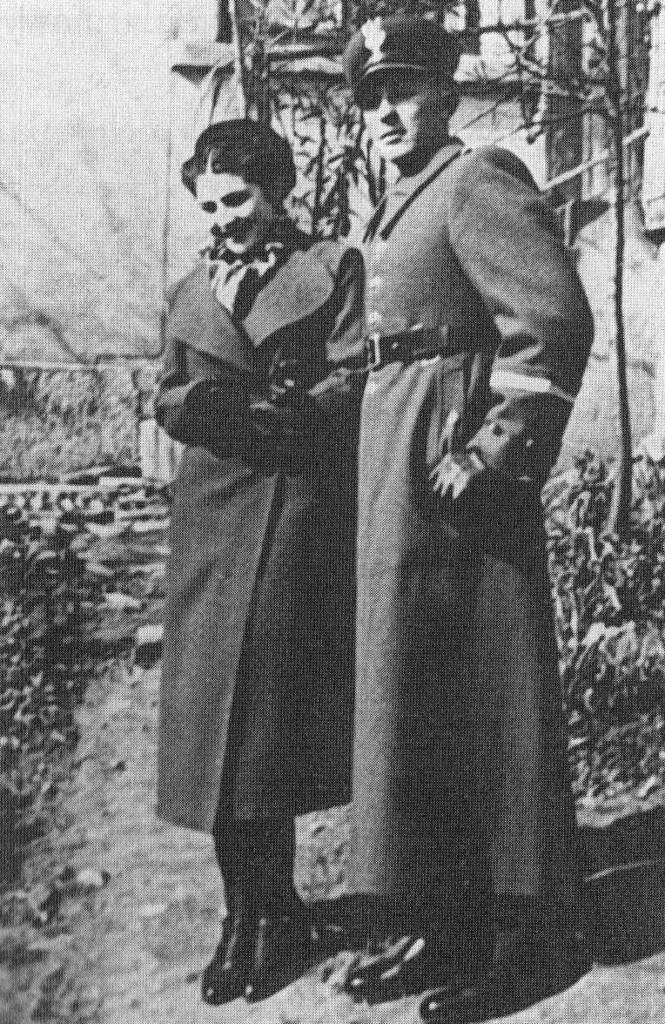Zbigniew Ryś i Zofia Rysiówna