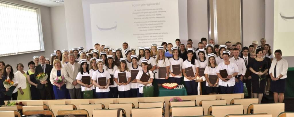 absolwenci PWSZ Instytut Zdrowia