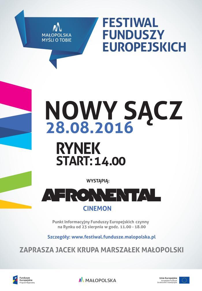 festiwal funduszy europejskich