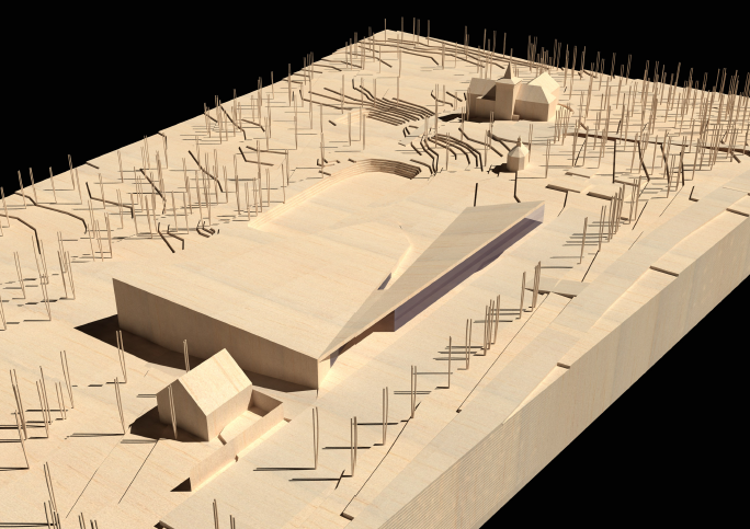 Ośrodek Dziedzictwa Kultury Niematerialnej koncepcja