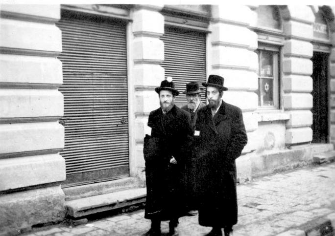 Nowy Sącz ul. Romanowskiego ok. 1940