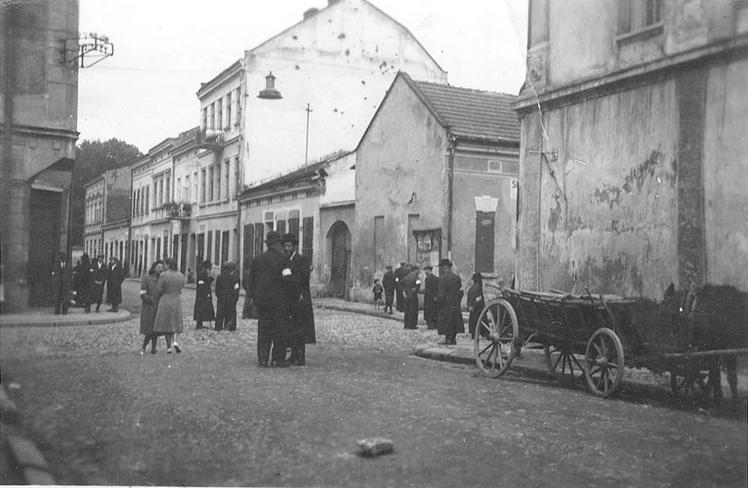 Izaak Tauger opisał wydarzenia z 29 kwietnia 1942