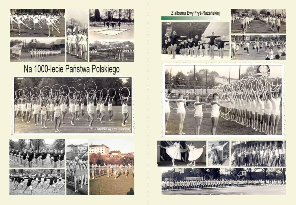 Panorama sportu sądeckiego 1000-lecie